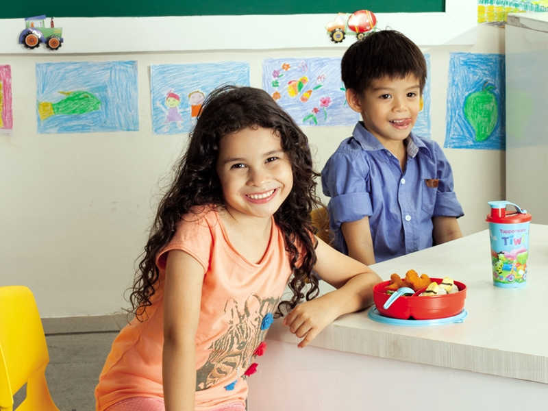Keuntungan Mengajari Anak Bawa Bekal