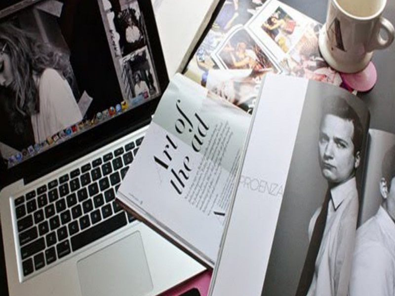 Menjadikan Anda Fashion Blogger