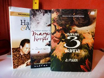 Novel Laris Indonesia Yang Akan Difilmkan