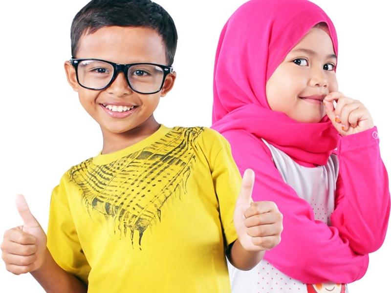 Tips Memilih Baju Lebaran Untuk Anak.2
