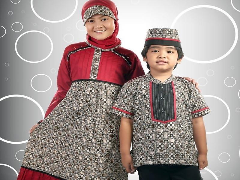 Tips Memilih Baju Lebaran Untuk Anak.3