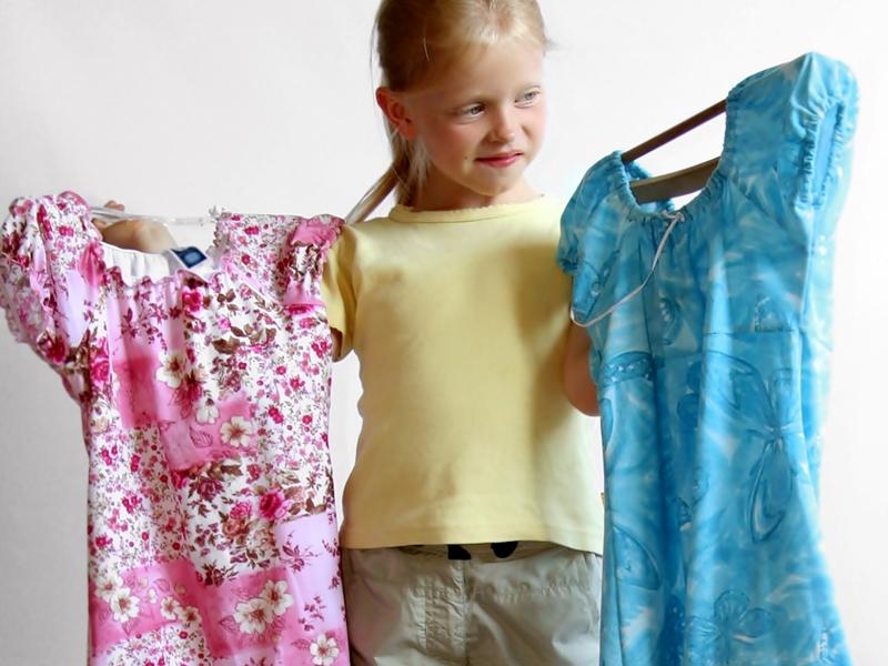 Tips Memilih Baju Lebaran Untuk Anak.4