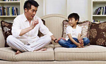 Tips Mengajari Anak Berbicara Sopan