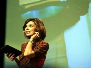 Tips Public Speaking Ala Najwa Shihab
