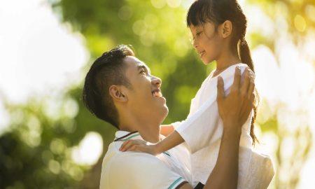 Tips Sukses Mengasuh Anak Bagi Single Dad