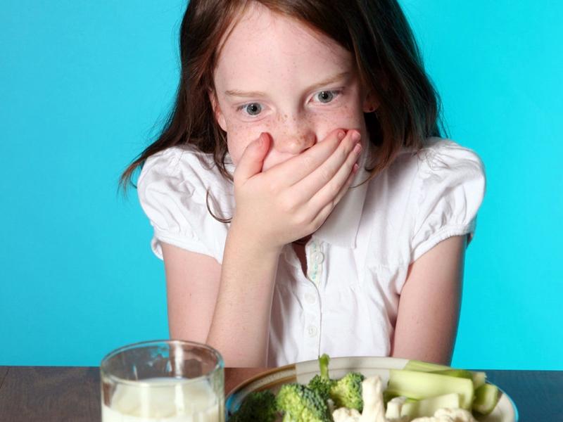 Trik Mengatasi Anak Alergi Susu Sapi.2