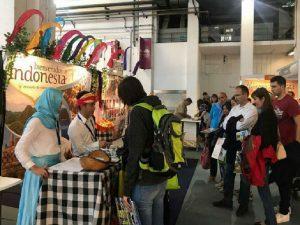 Wonderful Indonesia Jadi Primadona B-Travel Barcelona