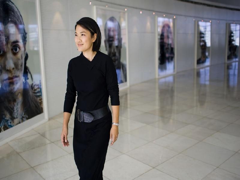 Zhang Xin Enterpreneur Wanita Muda Yang Kaya Berkat Bisnis Properti