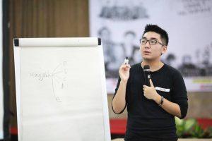 Pengusaha yang sukses di usia muda