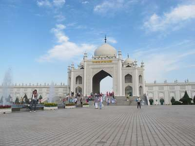 Destinasi Traveling Muslim Di Tiongkok