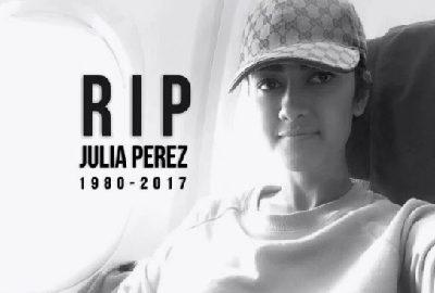 Julia Perez Dan Lagu-lagunya Yang Menyimpan Kenangan