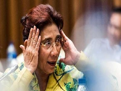 Karakter Menteri Susi Yang Nyentrik Ini Patut Ditiru Perempuan