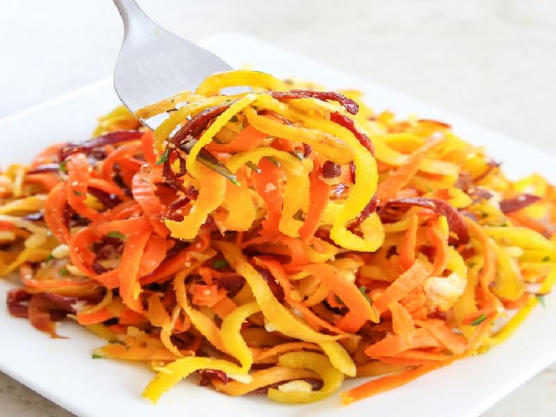 Kreasi Resep Mie Tanpa Karbohidrat Untuk Buka Puasa