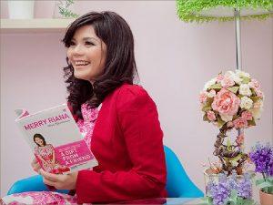 Merry Riana Sang Motivator Wanita Sukses Dari Indonesia