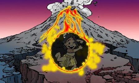 Mitos Asal Usul Gempa Bumi Dari Berbagai Negara