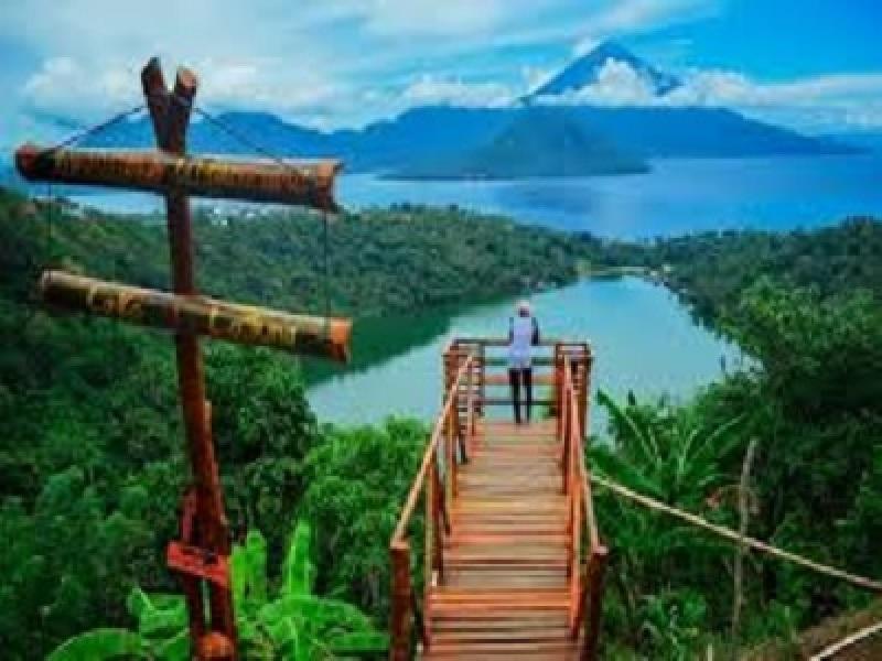 Ngabuburit Di Ternate Dan Eksotisme Indonesia Timur