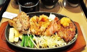 Olahan Daging Sehat Japanese Chiken Steak Untuk Sahur