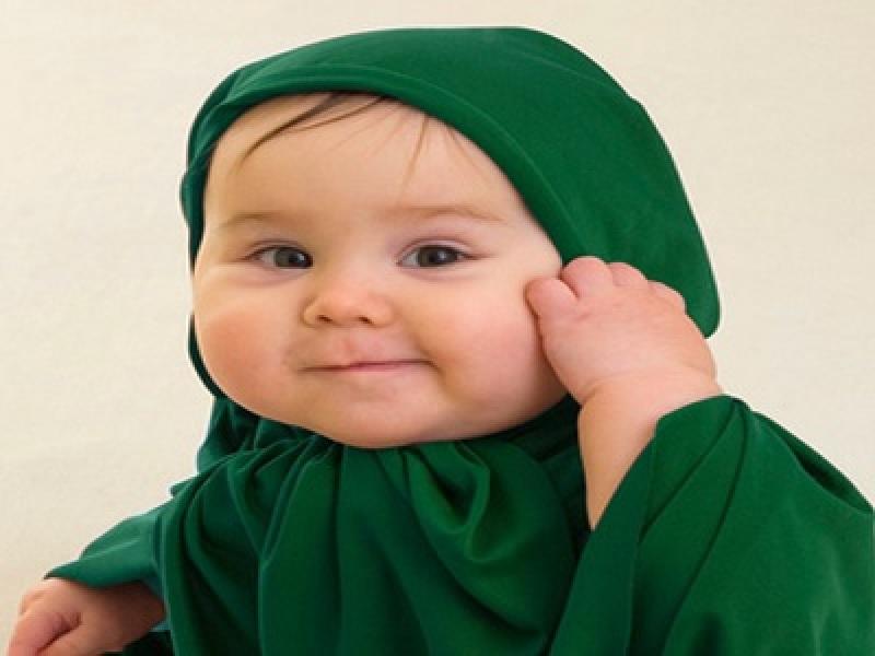 Perhatikan Cara Memilih Jilbab Lebaran Untuk Anak