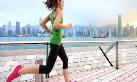 Tips Aman Tetap Jogging Saat Puasa