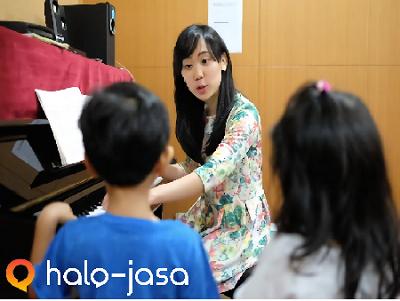 ajarkan anak bermain musik untuk mengasah otak