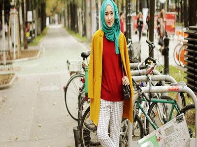 3 Ciri Khas Fashion Muslim Dian Pelangi 1