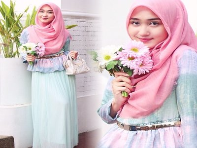 3 Ciri Khas Fashion Muslim Dian Pelangi 3