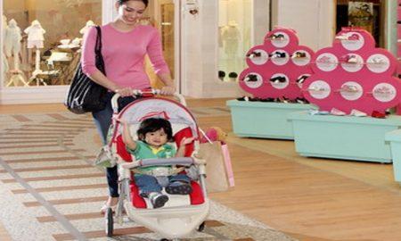 Bayi Rewel Saat Jalan-jalan ke Mall Ini Alasannya