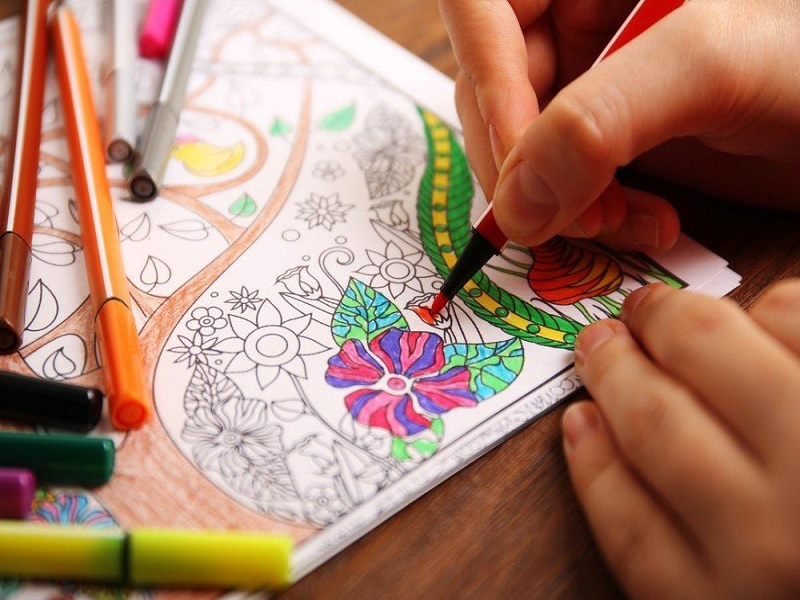 Cara Atasi Stress Dengan Menggambar, Terapi Kesehatan Mental
