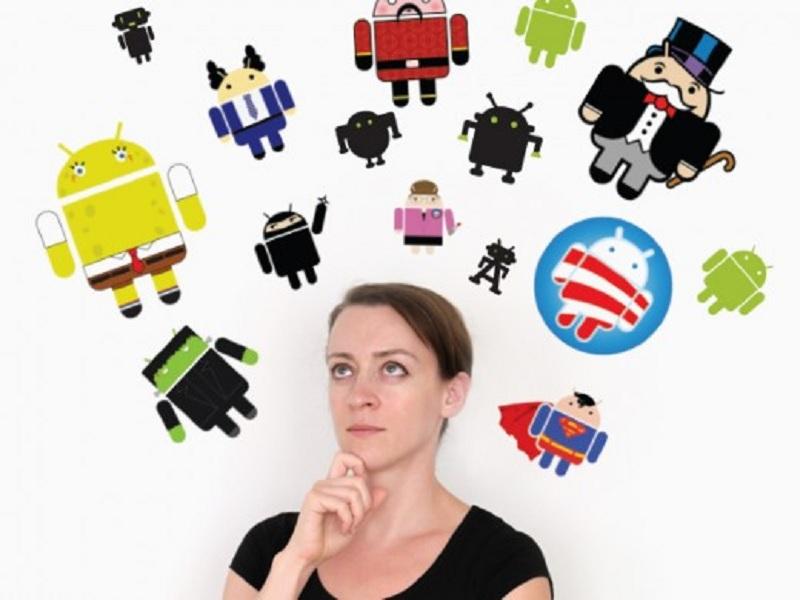 Dibalik Kesuksesan Logo Si Robot Hijau Ada Sosok Irina Blok