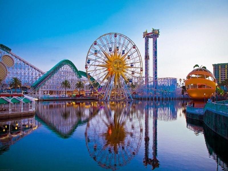Disneyland Geser Menara Eiffel Sebagai Destinasi Favorit Nitizen