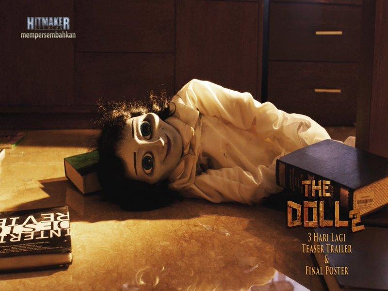 Fakta Mengerikan Dari Film The Doll 2