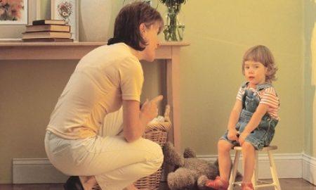 Metode Baru Mendisiplinkan Anak Dengan Teknik Time Out