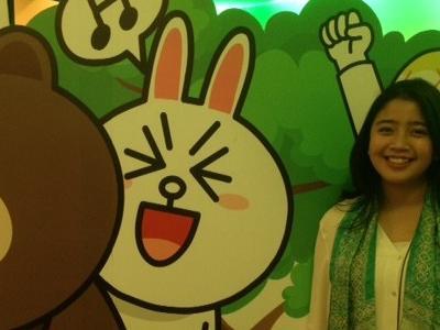 Sosok Di Balik Ghiana Fianny Yang Mensukseskan Line Webtoon