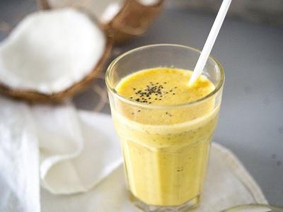 Susu Kuning Untuk Resep Sehat Dari Kunyit Segar