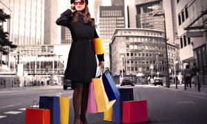 Tips Shopping Luar Negeri Para Artis