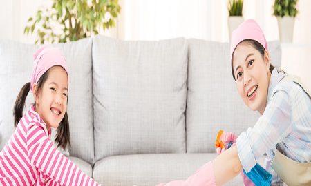 Tugas Sederhana Di Rumah Untuk Melatih Anak