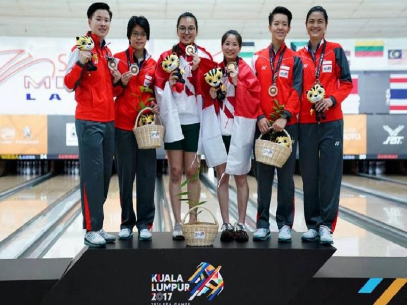 Atlet Wanita Indonesia Ini Sumbang Medali di SEA Games 2017