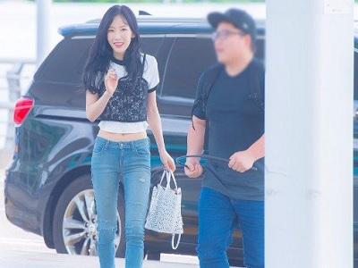 Contek Rahasia Cantik Taeyeon SNSD Saat Berkunjung Ke Indonesia