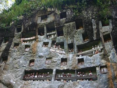 Destinasi Traveling Tempat Aneh Di Indonesia