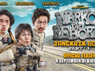 Fakta Konyol Warkop DKI Reborn Part 2