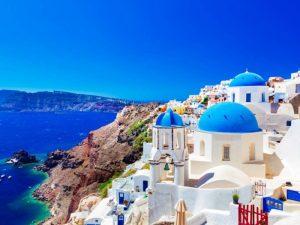 3 Destinasi Traveling Keren Di Yunani