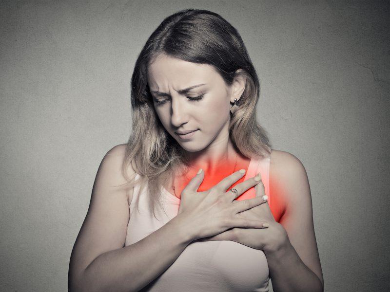 Efek Patah Hati Untuk Kesehatan