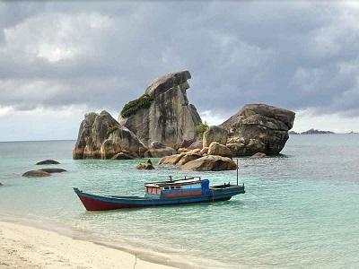 Melihat Keindahan Wajah Baru Belitung Setelah Novel Laskar Pelangi