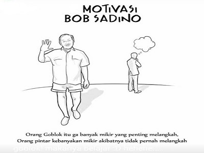 Pemikiran Gila Bob Sadino Bisa Membantu Memotivasi Anda Meraih Kesuksesan