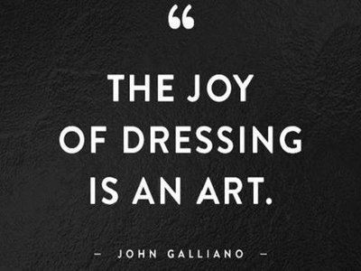 Quotes Tentang Fashion Yang Bakal Mengubah Hidupmu