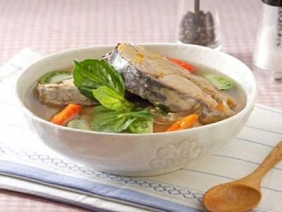 Sup Tenggiri Yang Lezat Dan Kaya Manfaat Bagi Kesehatan