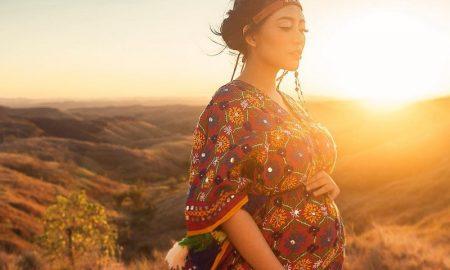 Super Cute, Inilah Model Inspirasi Liburan Artis Untuk Ibu Hamil
