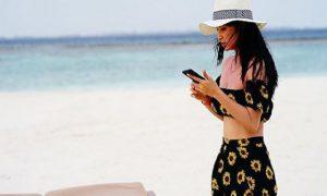 Intip Liburan Mewah Dan Romantis Dewi Persik Di Maldives, Bikin Iri