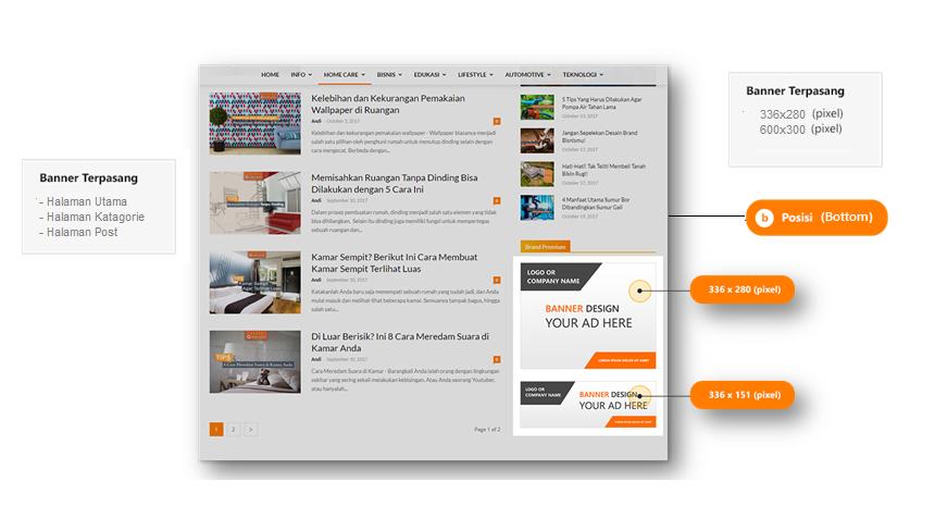 iklan internet portal berita - iklan